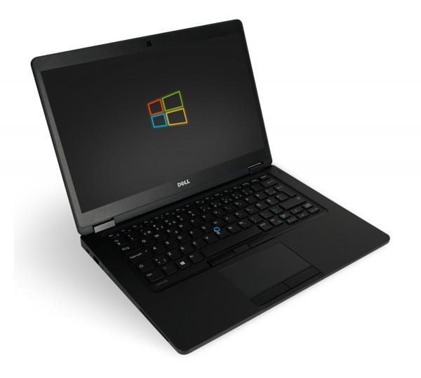 Dell Latitude 5480 14 Zoll Full HD Laptop Notebook - Intel Core i5-7440HQ 4x 2,8 GHz WebCam
