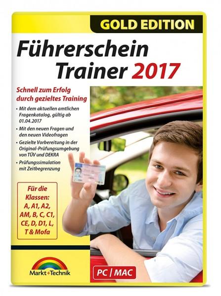 Führerschein Trainer 2017 - Gold Edition