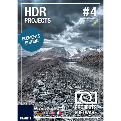 HDR projects 4 elements - ESD