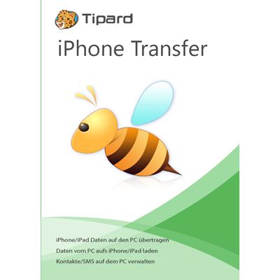 Tipard iPhone Transfer - lebenslange Lizenz - ESD