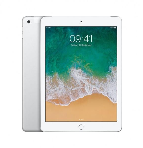 Apple iPad 5 A1823 (2017) - 128 GB - LTE / 4G / WiFi / Bluetooth - Weiß / Silber