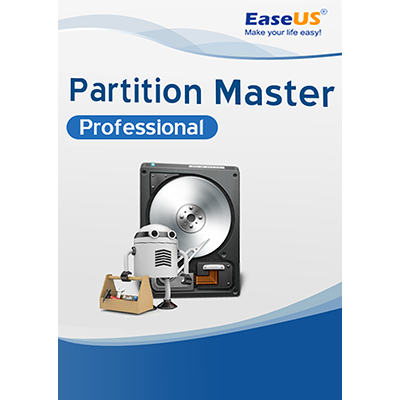 EaseUS Partition Master PRO 13.0 - ESD