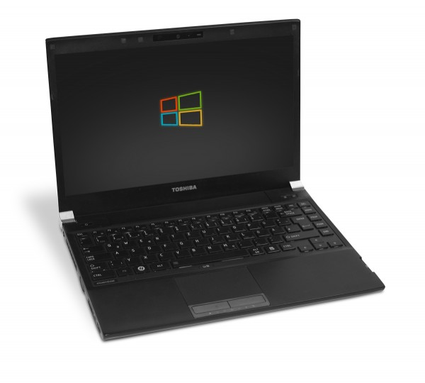 Toshiba Portege R830 13,3 Zoll Notebook - Intel Core i5-2520M 2x 2,5 GHz DVD-Brenner WebCam