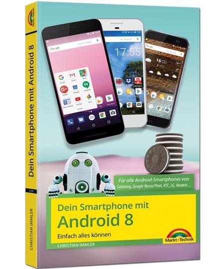 Dein Smartphone mit Android 8 Oreo