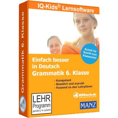 Einfach besser in Deutsch Grammatik 6. Klasse - ESD