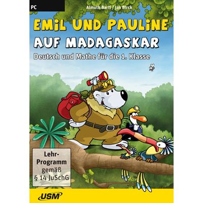 Emil und Pauline auf Madagaskar - ESD