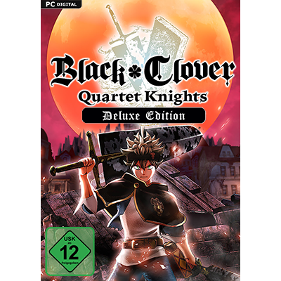 Black Clover: Quartet Knights Deluxe Edition - ESD