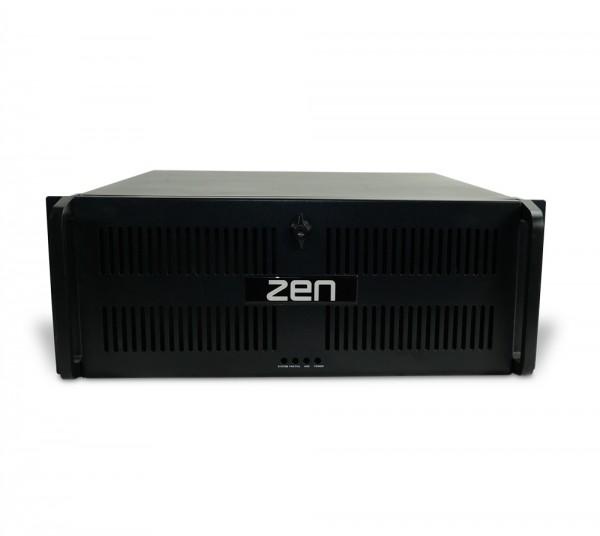 ZEN Media Z-001 Desktop PC Server Computer - Intel Core i7-4770k 4x 3,5 GHz