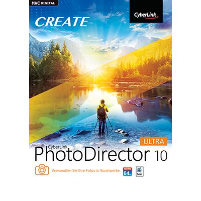 PhotoDirector 10 Ultra - ESD