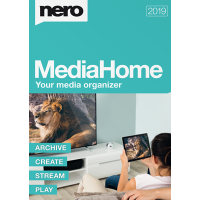 Nero MediaHome 2019 - ESD