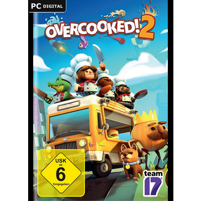 Overcooked 2 - ESD