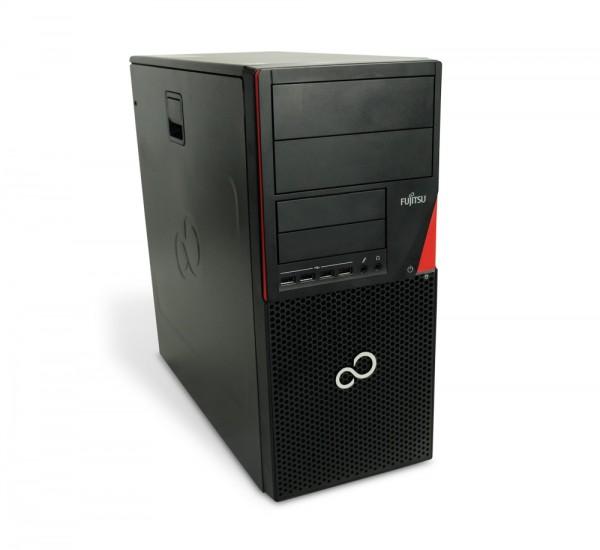 Fujitsu Esprimo P756 Tower PC Computer - Intel Core i3-6100 2x 3,7 GHz