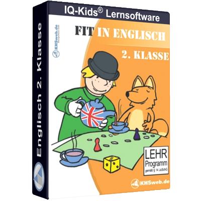Fit in Englisch Lernspiele 2 - ESD