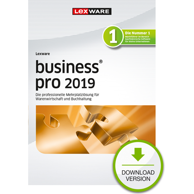 Lexware business pro 2019 - ESD