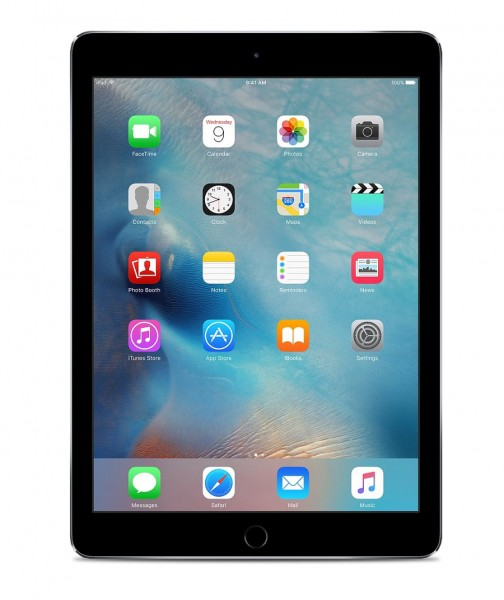 Apple iPad Air - 32 GB - WiFi / 4G / Bluetooth - Space Grau - B- Ware