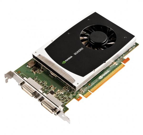 Nvidia Quadro K2200 Grafikkarte 4GB GDDR5 1x DVI 2x DisplayPort (inkl. Einbau)