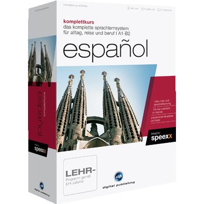Komplettkurs Español - ESD