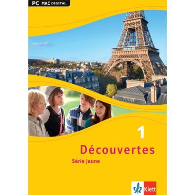 phase-6 Vokabelpaket zu Découvertes Série jaune - Band 1 - add-on - ESD