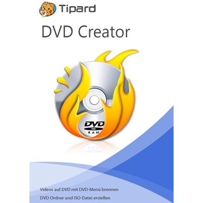 Tipard DVD Creator - lebenslange Lizenz - ESD
