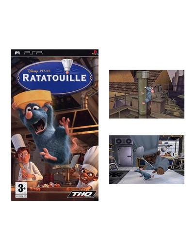 Disney Ratatouille PSP (Französisch)