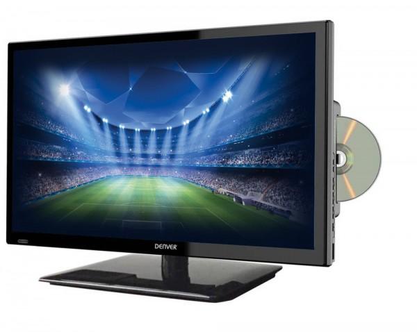 Denver LDD-2468 - 60 cm / 23,6 Zoll Full HD LCD Monitor mit TV Funktion - HDMI VGA USB DVD-Player