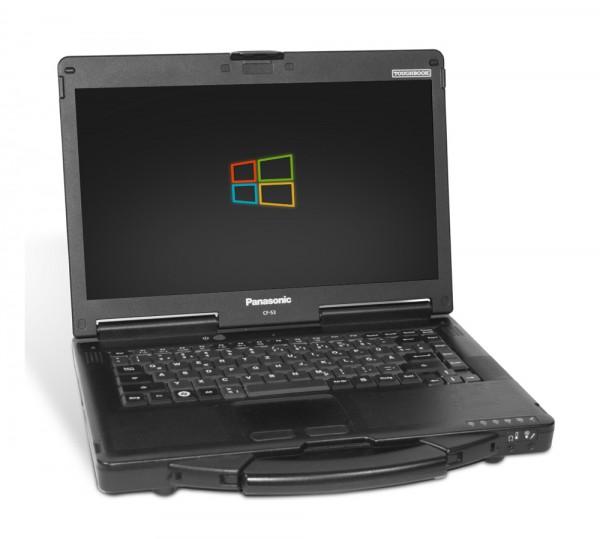 Panasonic ToughBook CF-53 14 Zoll Laptop Notebook - Intel Core i5-3320M 2x 2,6 GHz DVD-Brenner