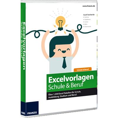 Excelvorlagen für Schule und Beruf - ESD