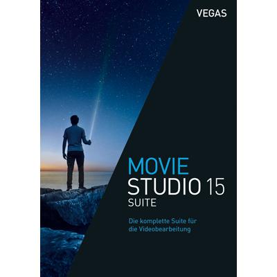 Vegas Movie Studio 15 Suite - ESD