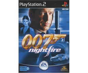 James Bond 007 - Nightfire PS 2 USK 16