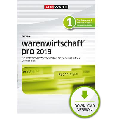 Lexware warenwirtschaft pro 2019 - ESD