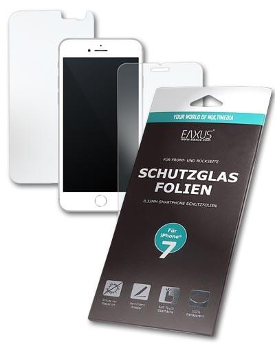 Eaxus Schutzglasfolie für iPhone 7