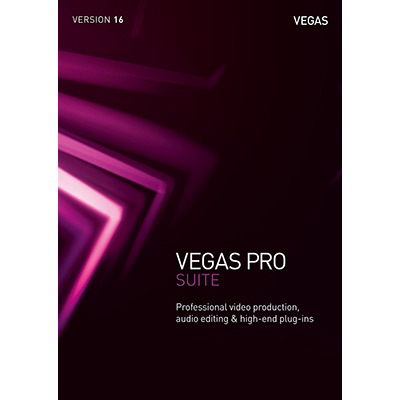 Vegas Pro 16 Suite - ESD