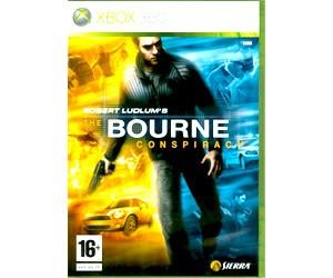 Robert Ludlum's Das Bourne Komplott - XBOX 360 - USK 18