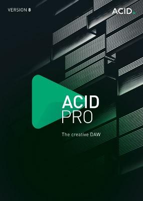 ACID Pro 8 - ESD
