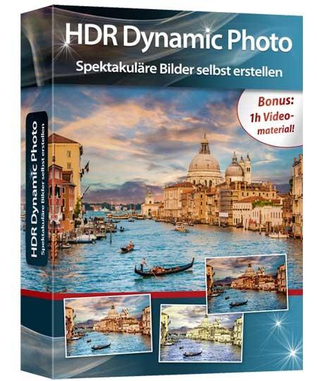 HDR Dynamic Photo – Box