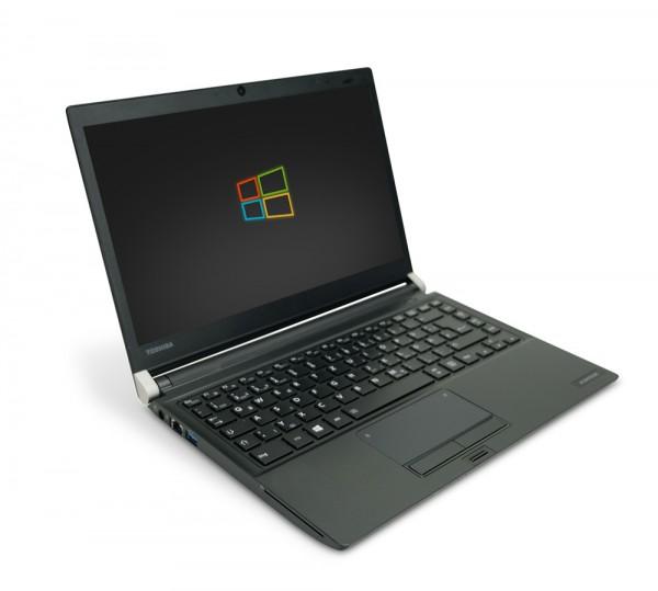 Toshiba Portege A30 13,3 Zoll Full HD Laptop Notebook - Intel Core i5-6200U 2x 2,3 GHz WebCam