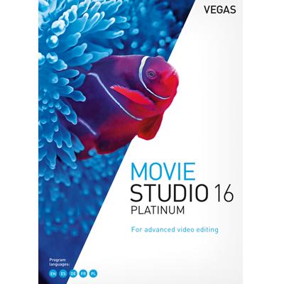 Vegas Movie Studio 16 Platinum - ESD