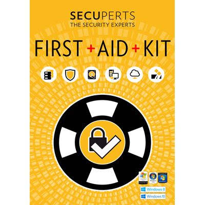 SecuPerts First Aid Kit - ESD