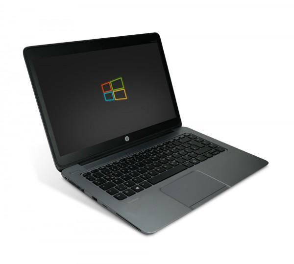 HP EliteBook Folio 1040 G-2 14 Zoll HD+ Laptop Notebook - Intel Core i5-5300U 2x 2,3 GHz WebCam