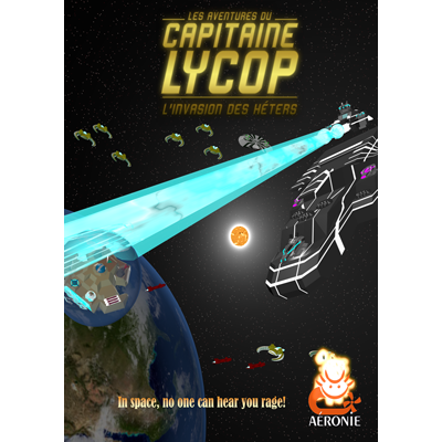 Captain Lycop - The Invarsion of the Heters - ESD